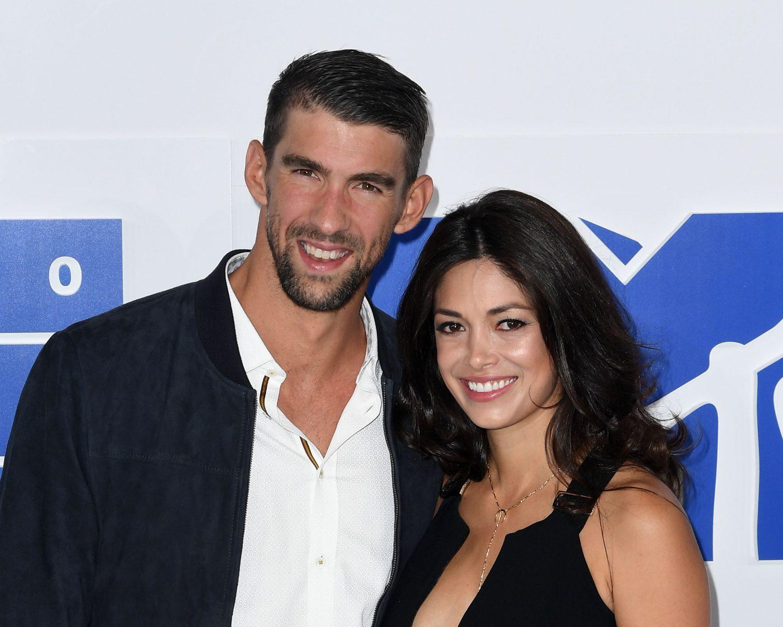 Michael Phelps Nicole Johnson married