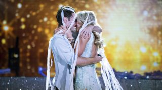 (Eric McCandless/ABC via Getty Images) SASHA FARBER, EMMA SLATER