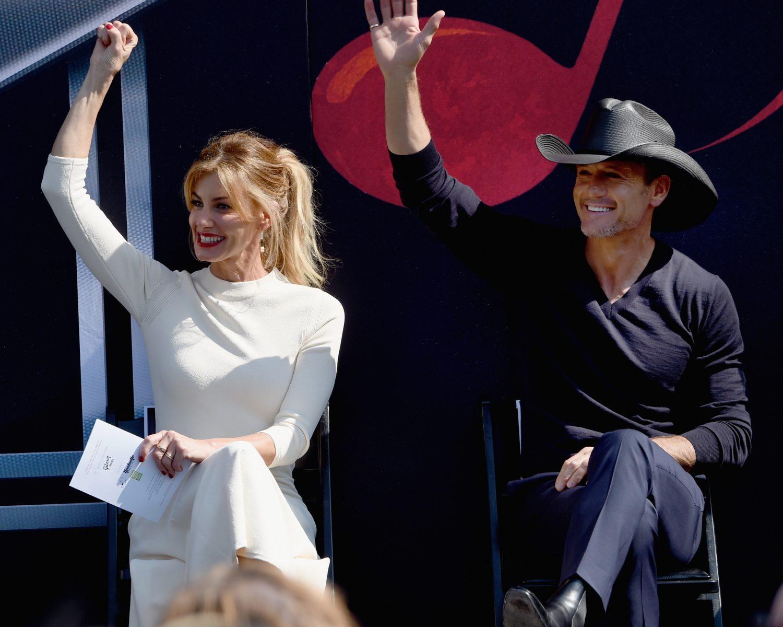 Faith Hill And Tim McGraw Celebrate 20th Wedding Anniversary Its An Accomplishment