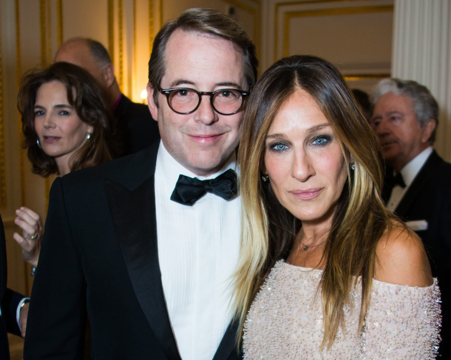 "Sarah Jessica Parker On Matthew Broderick: ""I Like Him So"