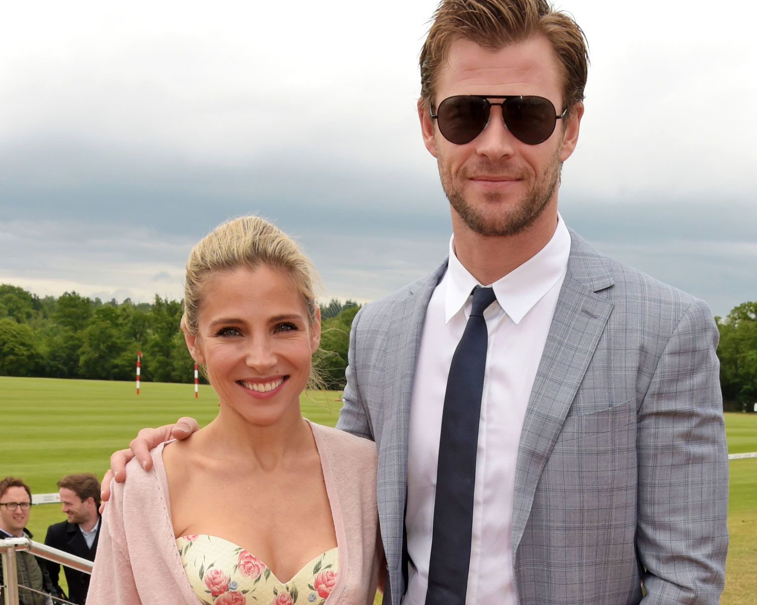 Elsa Pataky Had A 'Thor' Tattoo A Decade Before Meeting