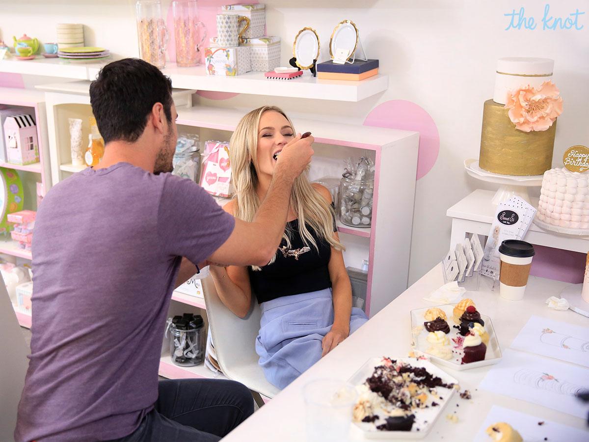 Ben Lauren cake
