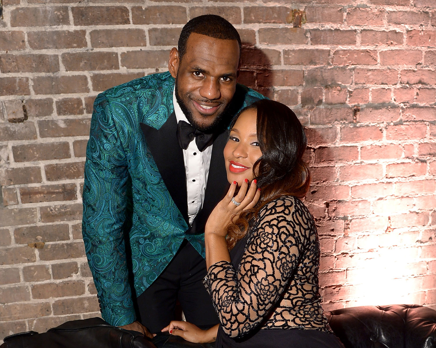 LeBron James' Wife Gives Rare Interview About Their Marriage