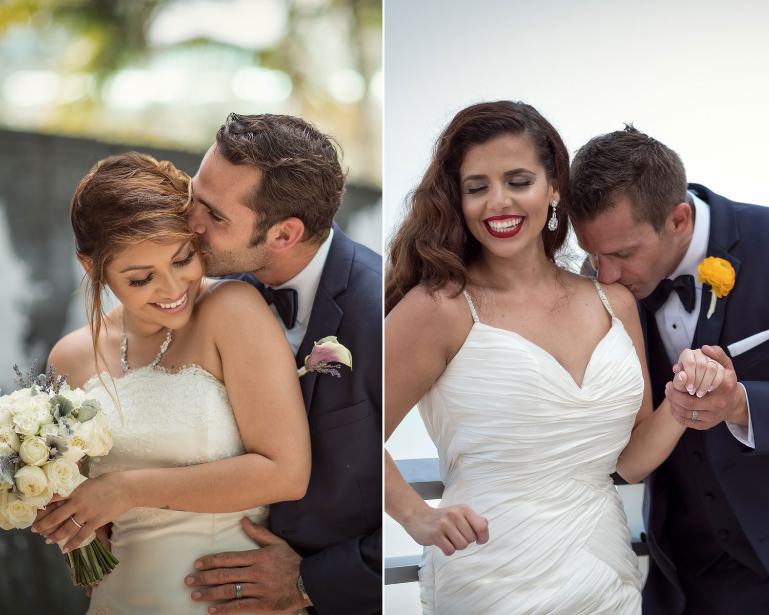 Married at First Sight's Tom and Lillian, Sonia and Nick, and Derek all discuss what they've learned about marriage following the season 4 finale. (Photos / Gio Morales for FYI)