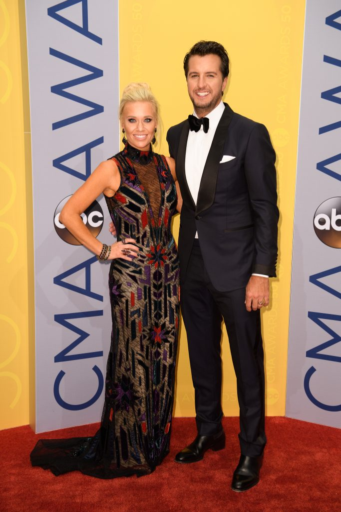 "THE 50th ANNUAL CMA AWARDS - ""The 50th Annual CMA Awards,"" hosted by Brad Paisley and Carrie Underwood, broadcasts live from the Bridgestone Arena in Nashville, Wednesday, November 2 (8:00-11:00 p.m. EDT), on the ABC Television Network. (ABC/Image Group LA) LUKE BYRAN"