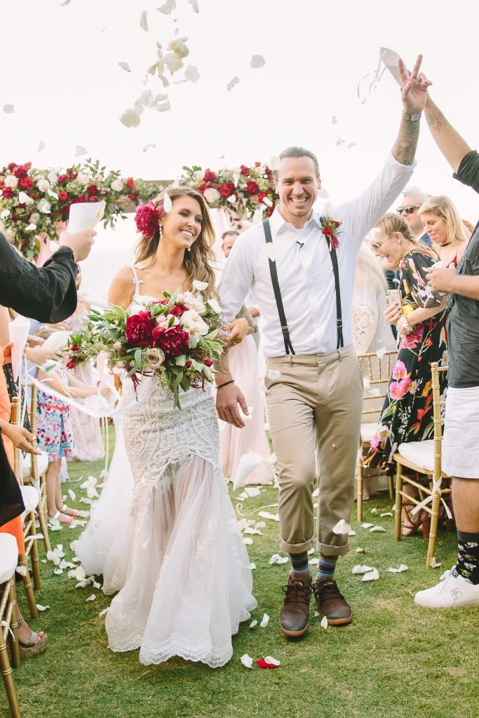 Audrina Patridge Wedding PHoto