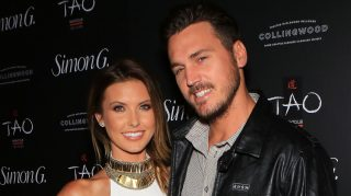 Audrina Patridge wardrobe malfunction
