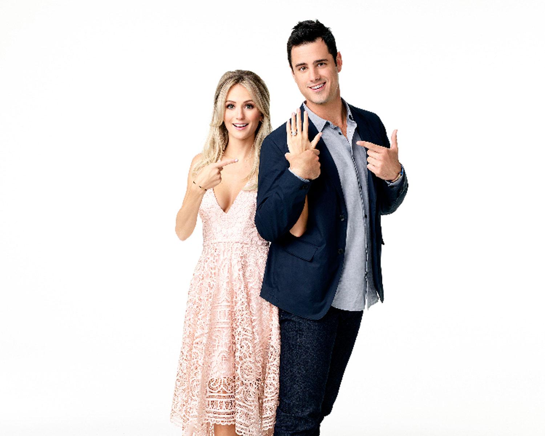 Ben Higgins and Lauren Bushnell Happily Ever After