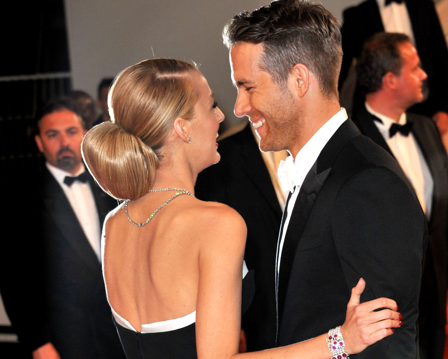 Ryan Reynolds On The Moment He Fell In Love With Blake Lively
