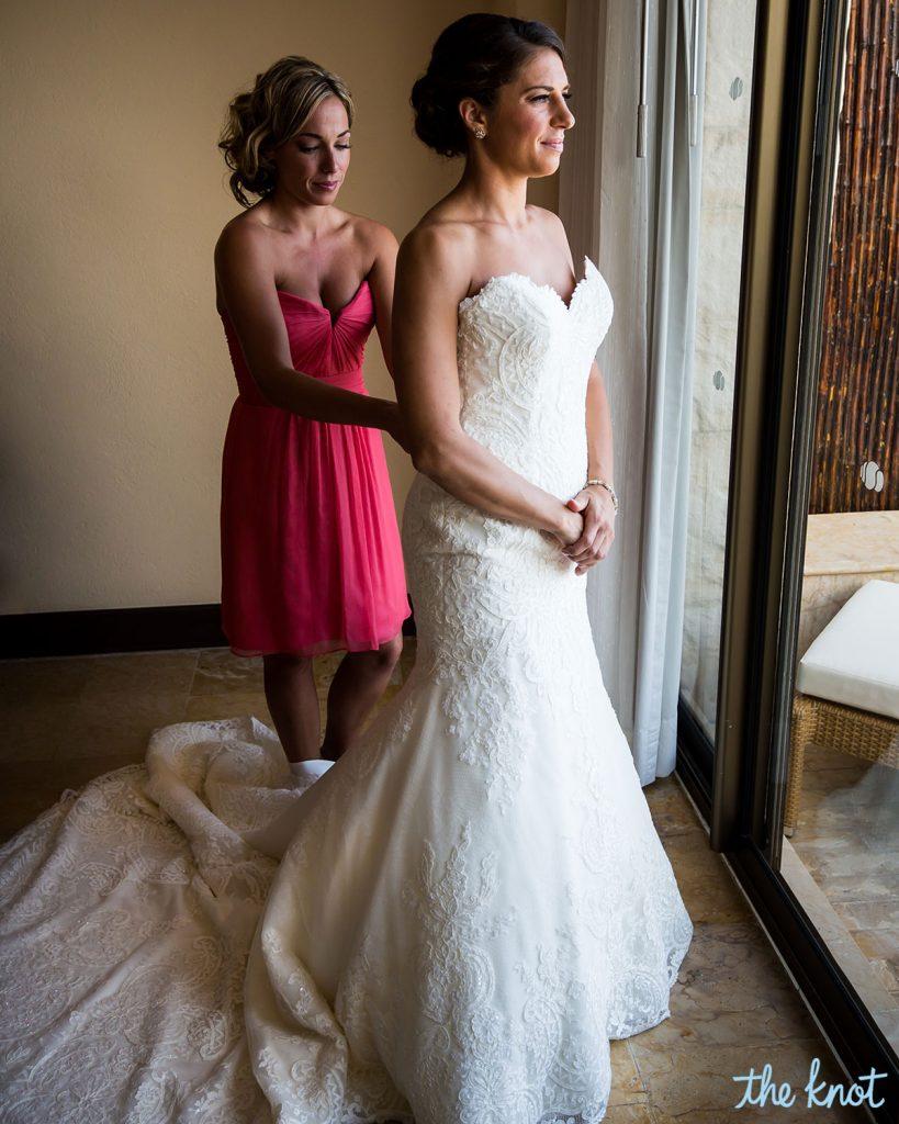 Carli Lloyd Wedding Photos