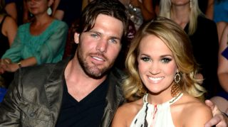 Carrie Underwood Mike Fisher First Met