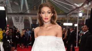 Gigi Hadid AMAs Dress