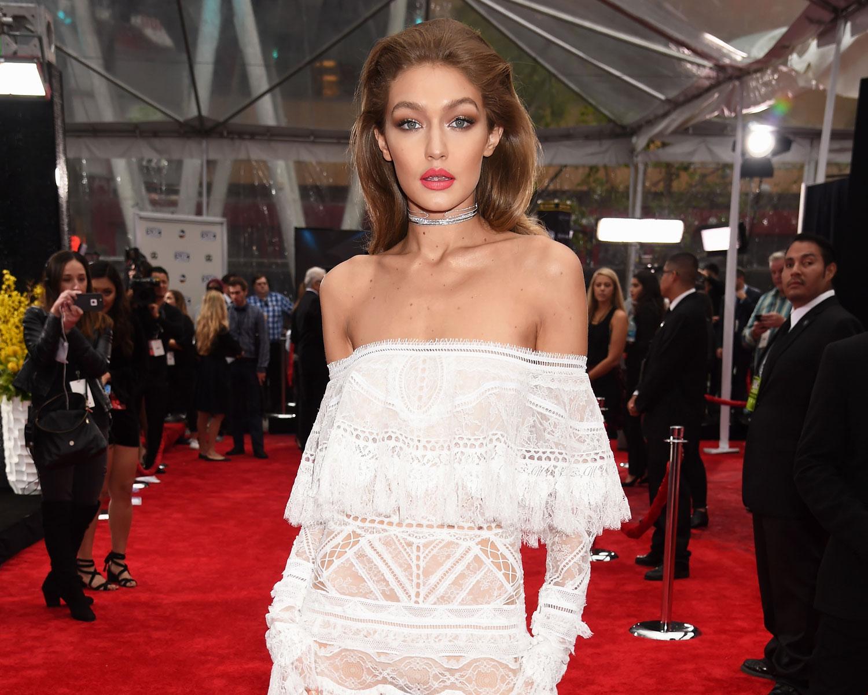 Gigi Hadid AMAs Dress