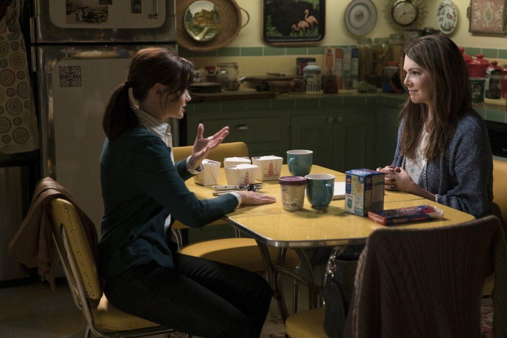 Gilmore Girls Netflix revival