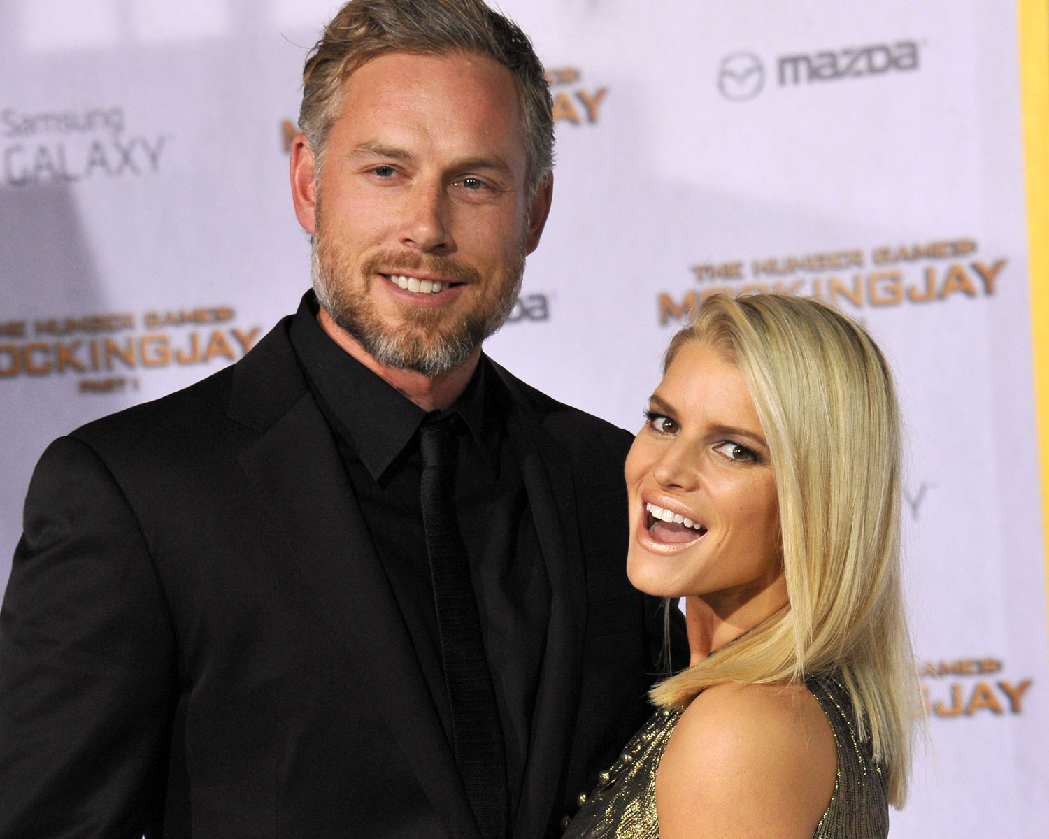 Jessica Simpson Eric Johnson Celebrate 6th Engagement