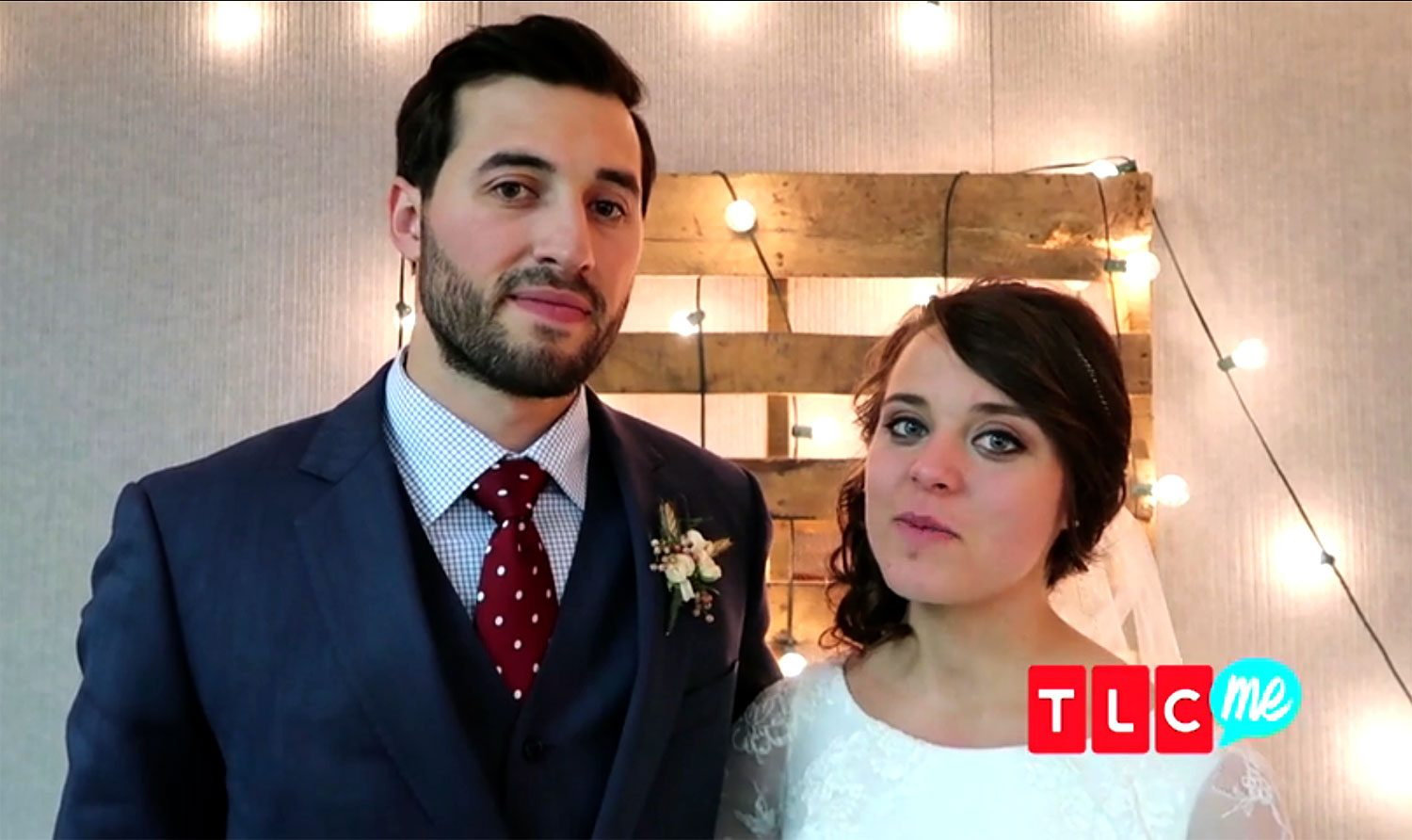 Jinger Duggar Jeremy Vuolo Wedding