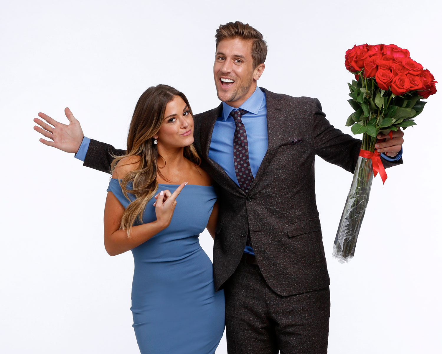 JoJo Fletcher Jordan Rodgers The Bachelorette engaged