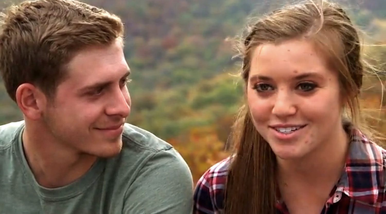 Joy Anna Duggar courting