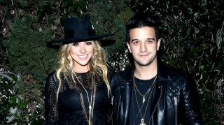 Mark Ballas BC Jean Wedding