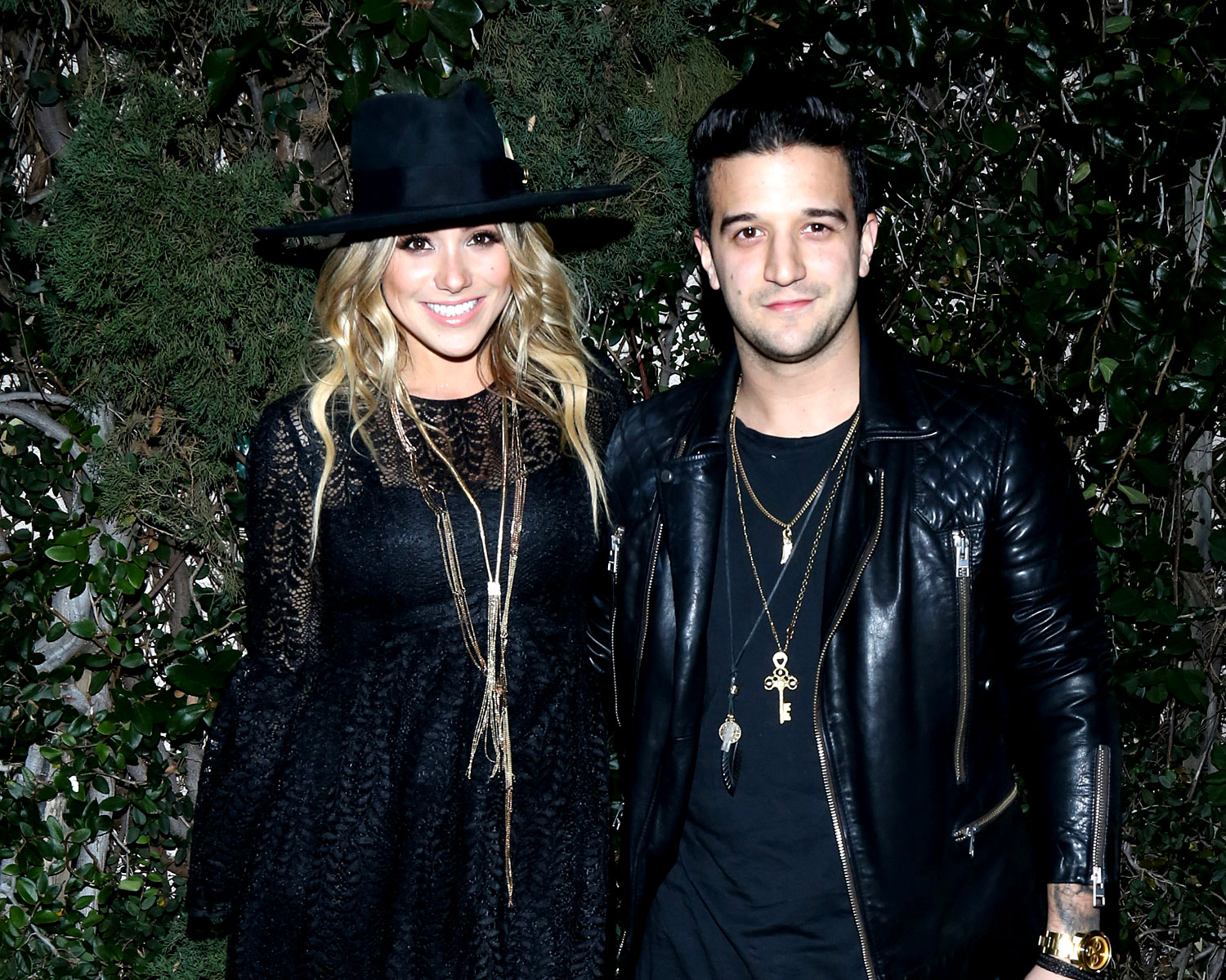 Dancing With The Stars Mark Ballas Shares First Wedding Photo