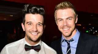 Derek Hough Mark Ballas Best Friends