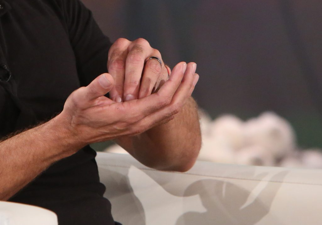 Ricky Martin Engagement ring