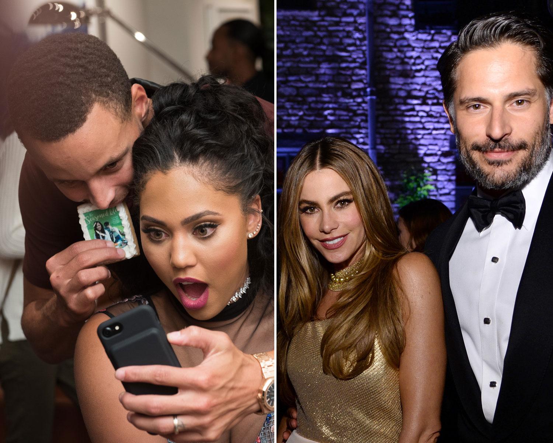 Celebrity dating fan 2016