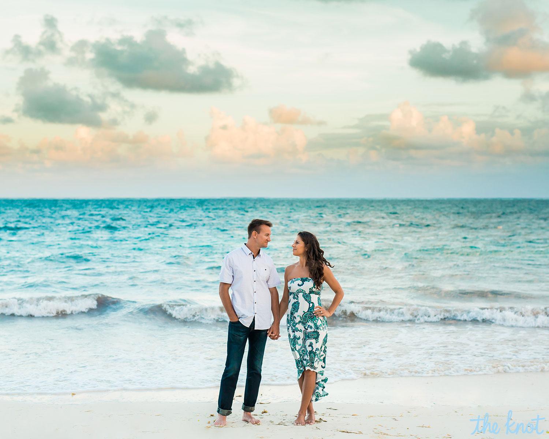Carli Lloyd Marries Brian Hollins In Mexican Beach Wedding
