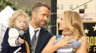 Ryan Reynolds Blake Lively kids