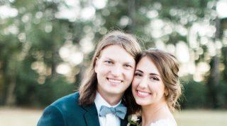 Reed Robertson wedding