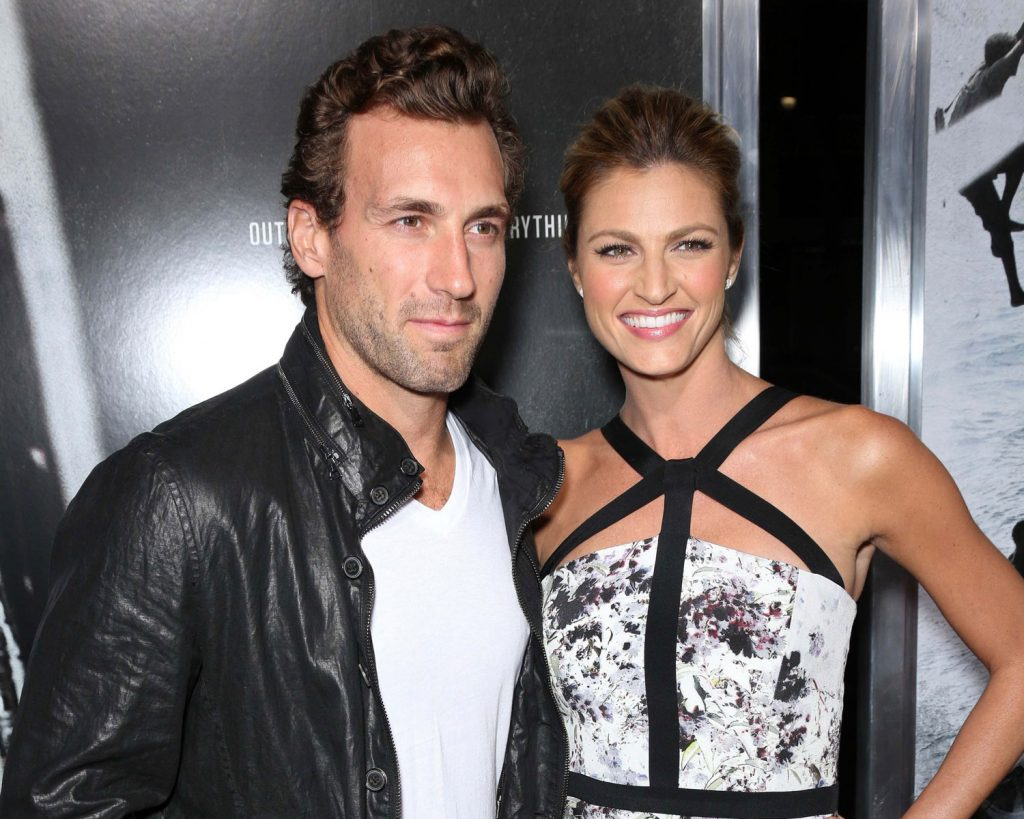 Erin Andrews Jarret Stoll engaged