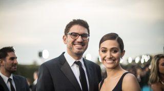 Emmy Rossum fiance