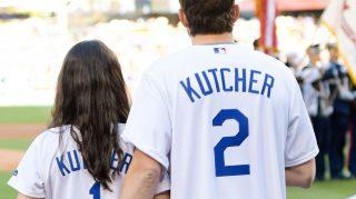 Kutchers Holding Hands Kunis