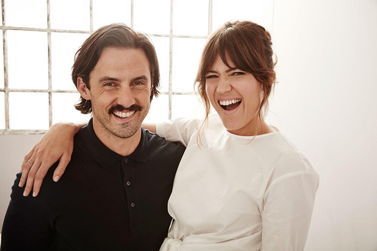 Mandy Moore's TV Husband Milo Ventimiglia Informed Her of ...