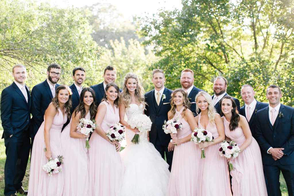 Nikki Ferrell Wedding