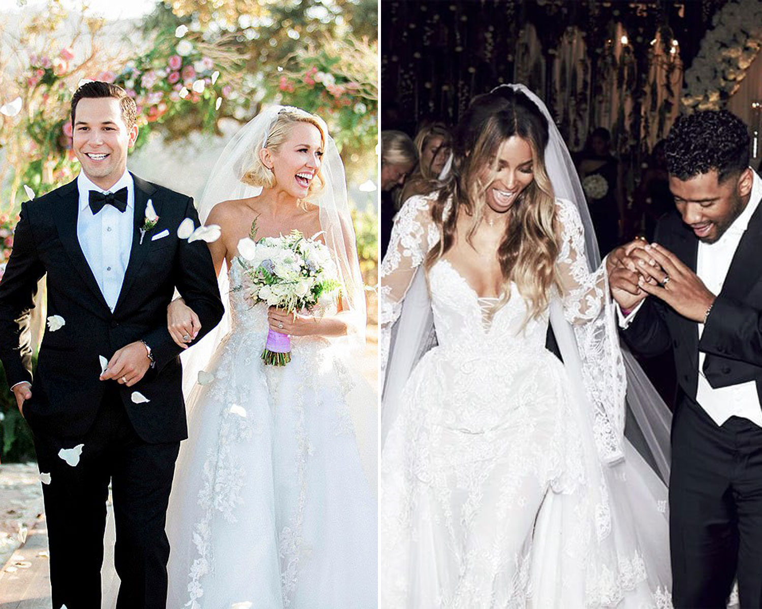 50 Celebrity Weddings in 2016 That Made Our Hearts Burst