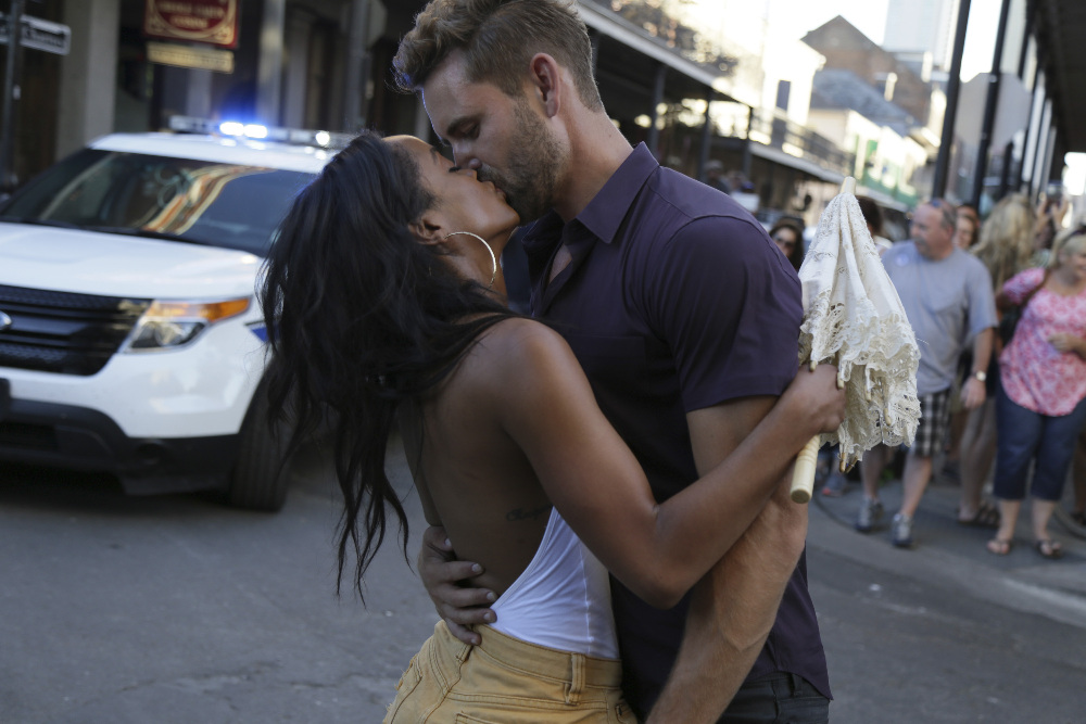 (ABC/Mark Coffey) RACHEL, NICK VIALL