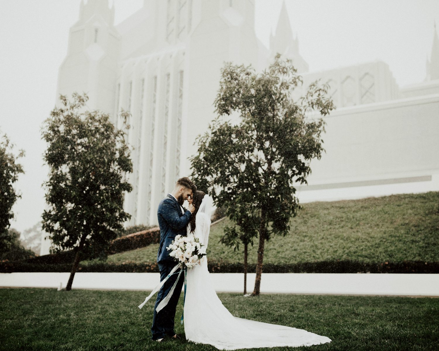 bryce harper�s wedding tuxedo was lined with fiancees photos