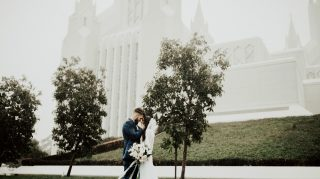 Kayla Bryce Harper wedding