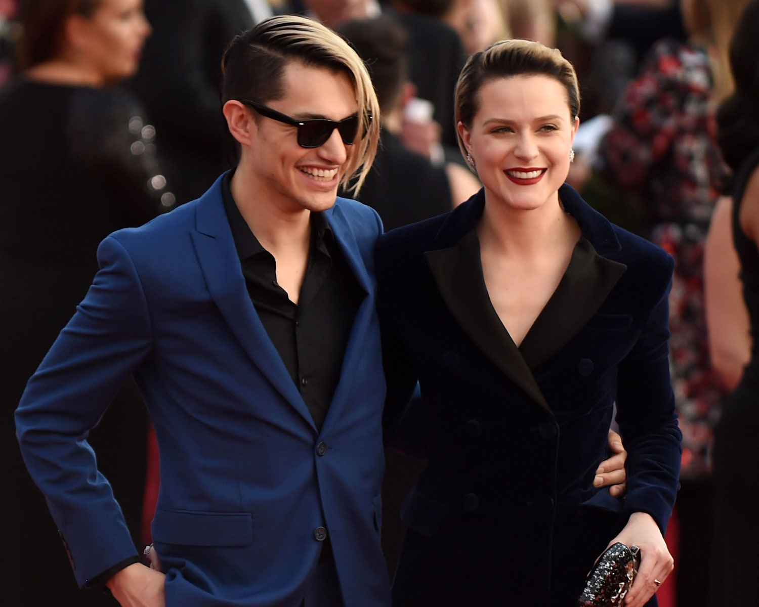 Evan Rachel Wood Is Engaged To Zach Villa Ring Photo