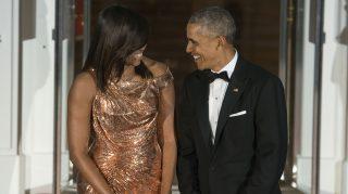 Obama Barack Michelle potus flotus