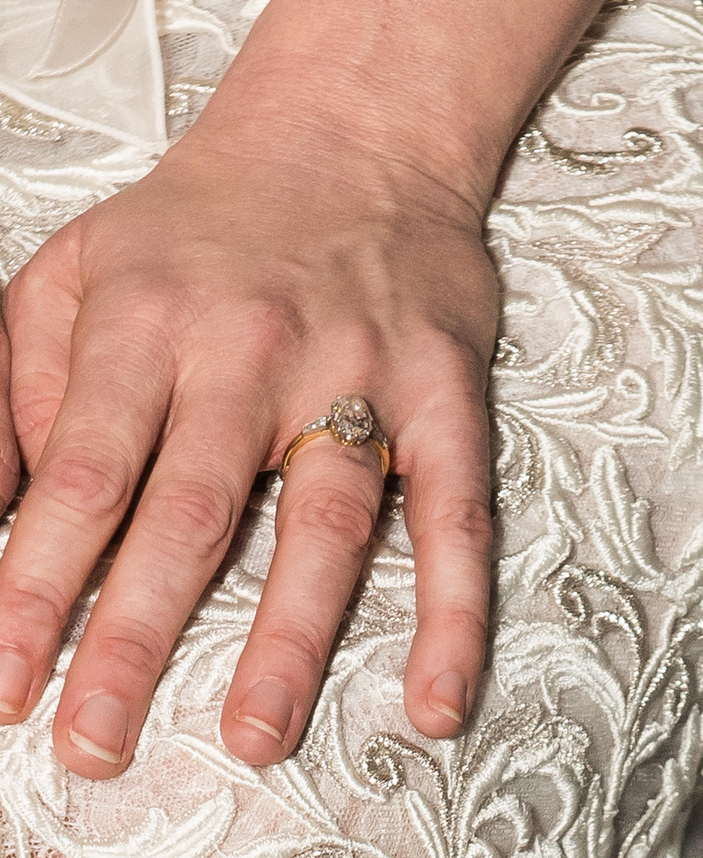 Kirsten Dunst Ring