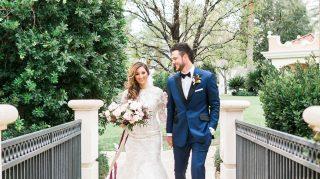 Kris Bryant and Jessica Delp wedding, January 2017 in  Las Vegas. (Credit: Jodi Anne / J. Anne Photography)