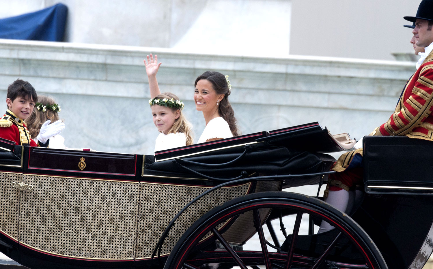 Pippa Middleton royal wedding