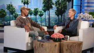Ellen DeGeneres Pharrell