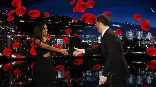 Jimmy Kimmel Rachel Lindsay Bachelorette