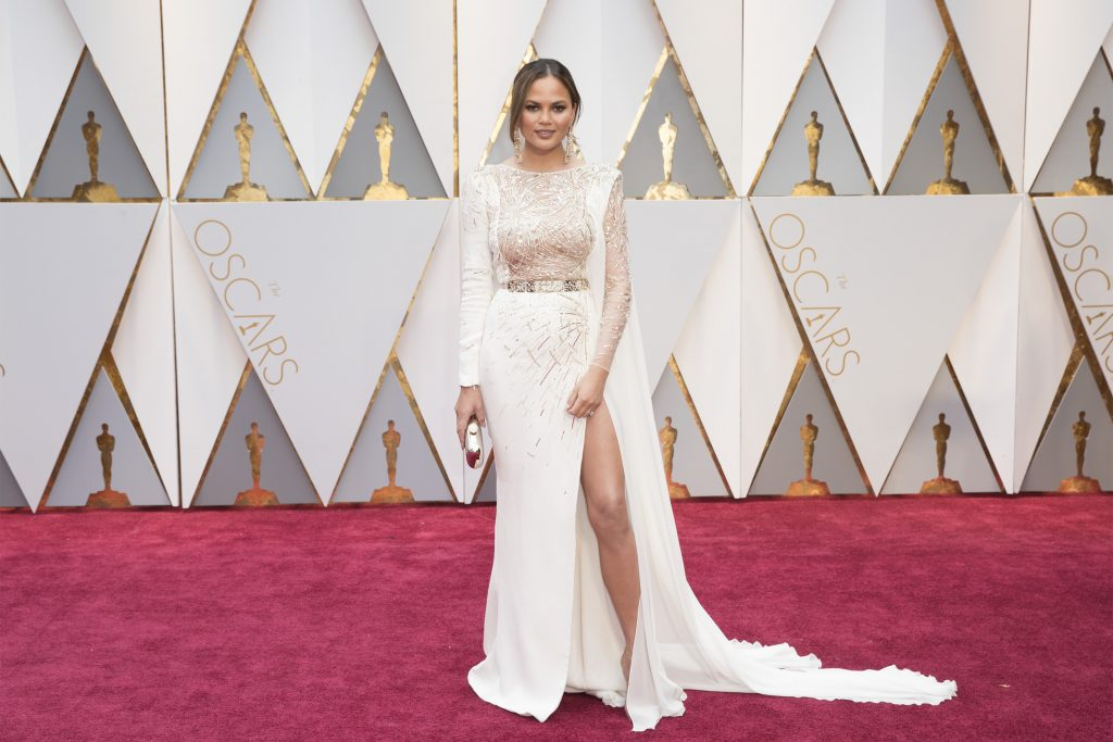 THE OSCARS(r) - The 89th Oscars(r) broadcasts live on Oscar(r) SUNDAY, FEBRUARY 26, 2017, on the ABC Television Network. (ABC/Tyler Golden) CHRISSY TEIGEN