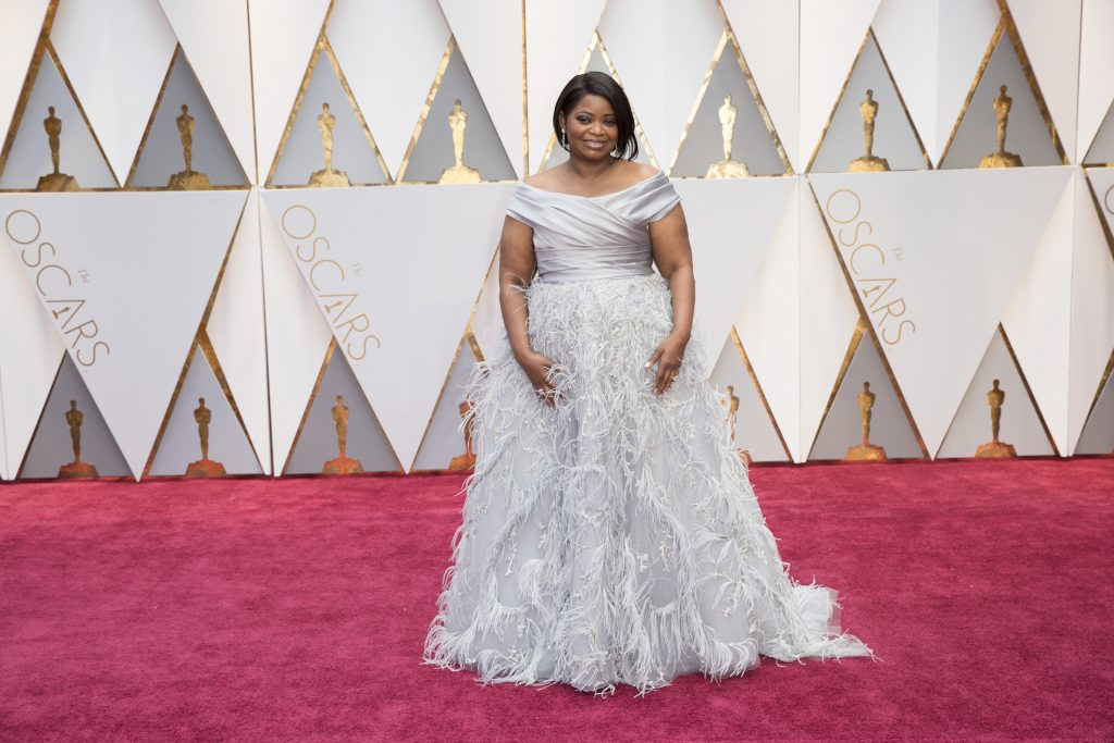 THE OSCARS(r) - The 89th Oscars(r) broadcasts live on Oscar(r) SUNDAY, FEBRUARY 26, 2017, on the ABC Television Network. (ABC/Tyler Golden) OCTAVIA SPENCER