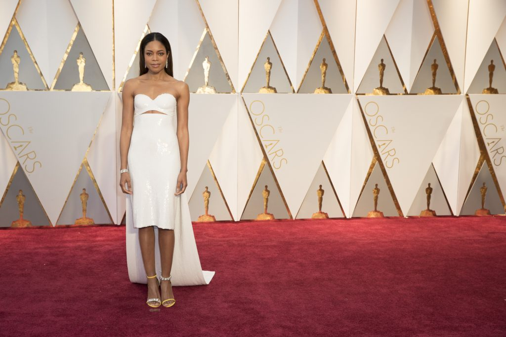 THE OSCARS(r) - The 89th Oscars(r) broadcasts live on Oscar(r) SUNDAY, FEBRUARY 26, 2017, on the ABC Television Network. (ABC/Tyler Golden) NAOMIE HARRIS