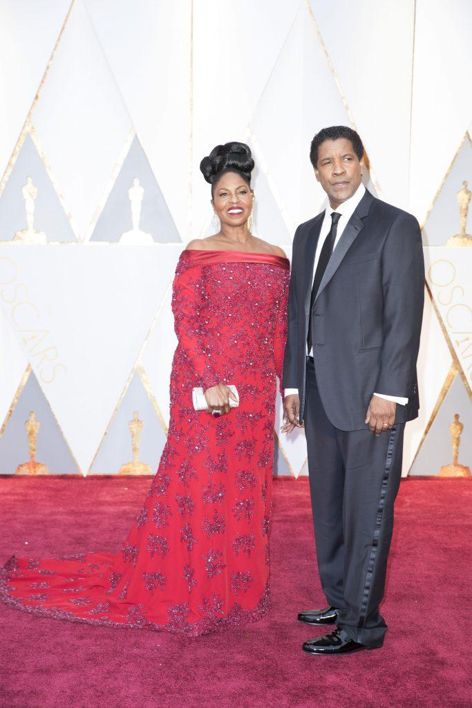 THE OSCARS(r) - The 89th Oscars(r) broadcasts live on Oscar(r) SUNDAY, FEBRUARY 26, 2017, on the ABC Television Network. (ABC/Tyler Golden) DENZEL WASHINGTON